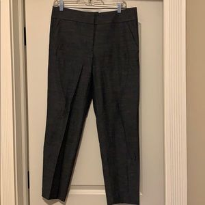 Charcoal grey ankle pant